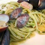 303 ネロ - 海の幸スパゲティー