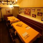 オルゴーリオ デル カザルタ - 常連様専用・VIP個室