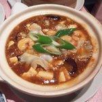 7034963 - 海鮮麻婆鍋(\1,300)
