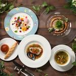 ガーデンレストラン シェフズ テラス - 料理写真: