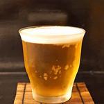 玉椿 - 生ビール