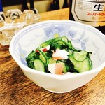 北川酒店 - たこ酢‼︎