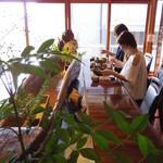 蕎麦食処 六根亭 - ゆったりとした時間をお過ごしください。