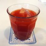 フルーツパーラーフクナガ - すいかジュース