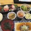 ら京 - 料理写真:お刺身定食
