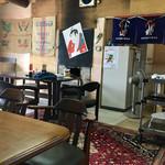 のうさぎ食堂 - 店内3