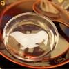 いしかわ百万石物語 - 料理写真:能登のしおゼリー、中にはオットセイ♡ いつか、水信玄餅を頂きたいな〜〜