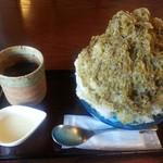 70349022 - ほうじ茶ミルク¥600