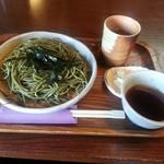 70349033 - 茶そば¥540