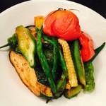 ハナファームキッチン - グリル野菜