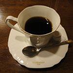 ホーリーズ - 8周年特別ランチ(930円)コーヒー