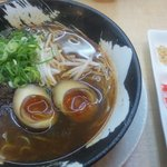 らーめん十兵衛 - 黒酢麺