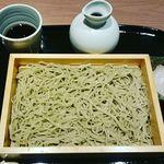70350250 - 八ヶ岳産の十割蕎麦
