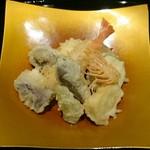 70350252 - 天ぷらと石垣産の塩