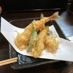 70350317 - 美味しそうな天ぷら