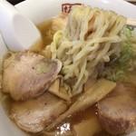 坂内 - 喜多方ラーメン 麺リフト