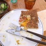 マロ ガレット アンド キッシュ - 腹パン