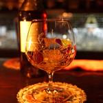 バー ドラス - Francois Voyer Cognac Grande Champagne Hors d'Âge