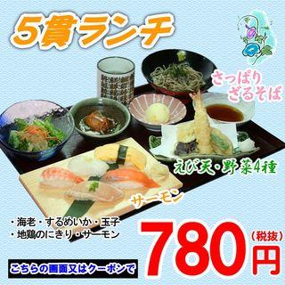 岸和田でにぎり寿司から鳥料理まで