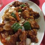 鴻華 - 料理写真:酢豚ではなく酢鳥じゃないでしょうか?