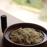 竹山 - 料理写真:せいろ