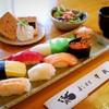 千成寿司 - 料理写真:ランチにぎり(1296円)
