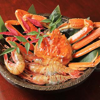 毎日仕入れする新鮮な鮮魚︕こだわり野菜!
