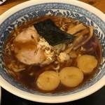 拉麺厨房 北斗   - 北斗醤油らーめん