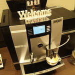 TKPカフェ&バンケット - コーヒーマシン