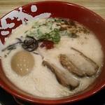 まこと屋 - 【とろ~り半熟煮玉子 牛醤ラーメン】¥790