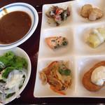 ホテル信濃路 - 料理写真:ランチバイキング ¥1,200