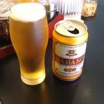 牛フォー - HANOIビール
