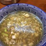 百日紅 - 淡麗塩つけ麺