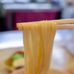 二代目 白神 - 鯛白湯…900円