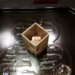 懐石 一文字 - 胡麻酢和え