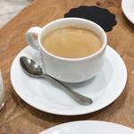 70359975 - セットのコーヒー(だったと思う)