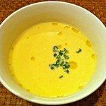 ヴァン・ド・ターブル - サツマイモのクリームスープ