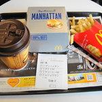 マクドナルド - 790円