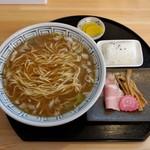 旭川中華そば 風來堂 - 中華そば(750円)