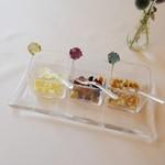 シェムラブルリス - 選べるサラダのトッピング