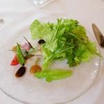 シェムラブルリス - サラダ