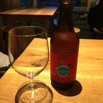 SIGN ALLDAY - 志賀高原ビール 800円