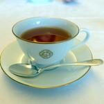 神椿 - 食後の紅茶
