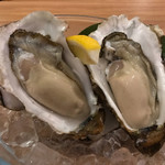 OYSTER KITCHEN La Haina - 岩手県産カキ