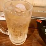 恵美須商店 南2西5 - やっぱりハイボール