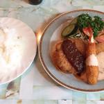 フルール - フルールランチ  ¥1030