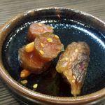 麺や 京水 - 漬物