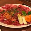 春香苑 - 料理写真:焼肉盛合せ 3680円