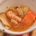 シンボパン - トマトスープ(?)