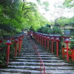 Kifunekiraku - 貴船神社参道